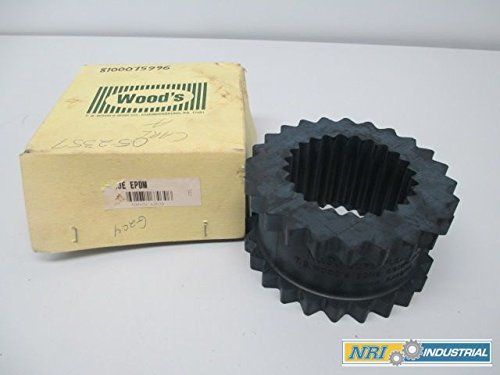 NEW TB WOODS 9JE EPDM SURE-FLEX SLEEVE 3-3/4 IN COUPLING D252334