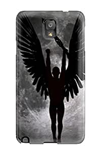 Forever Collectibles Excellent Dark Angel Night Moon Hard Snap-on Galaxy Note 3 Case