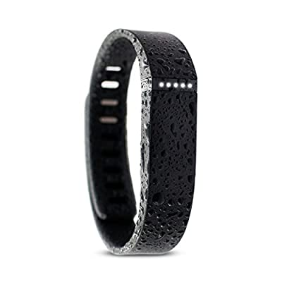 Waterfi Waterproofed Fitbit Flex Wireless Activity Tracker, Black