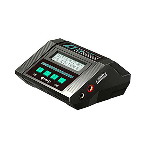 new LiPo Battery Balance Charger,EV-PEAK C1-XR 100W 10A AC/DC 6s