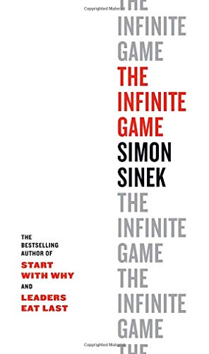 The Infinite Game (192 GRAND) Hardcover – October 15, 2019