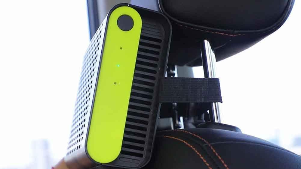 Aire Purificador de aire, filtro de aire Generador de ozono ...
