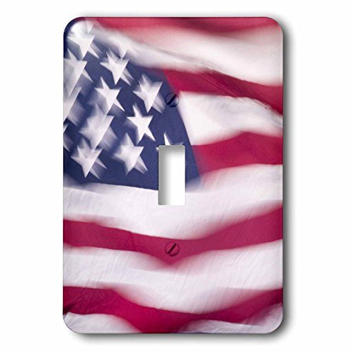(3dRose LLC lsp_87905_1 Tucson Arizona American Flag Us03 Dwe0061 David H Wells Single Toggle Switch )