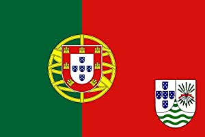 magFlags XL Flag Proposed flag of Portuguese East Africa | landscape flag | 2.16m² | 23sqft | 120x180cm | 4x6ft - 100% Made in Germany - long lasting outdoor flag