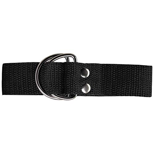 Adams USA Schutt Sports Football Web Belt, Black, 1