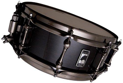 MAPEX Snare Drum, Midnight Black, 14-inch (BPML4500LNTB) by Mapex