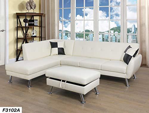furniture left facing sectional sofa