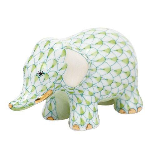 (Herend Elephants Little Elephant Key)