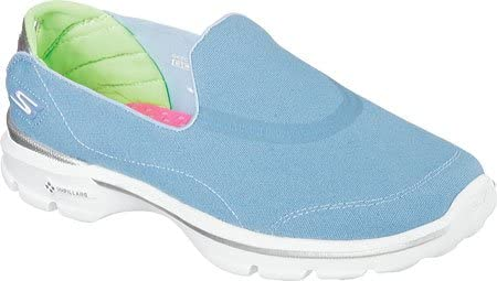 skechers go walk 3 blue