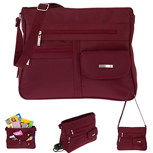 brown Luggage braun Brown Alessandro Red Children's rot 3055 SIxwqvq