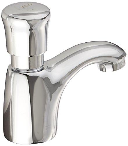 40.105.002 Pillar Tap Metering Faucet, Chrome ()