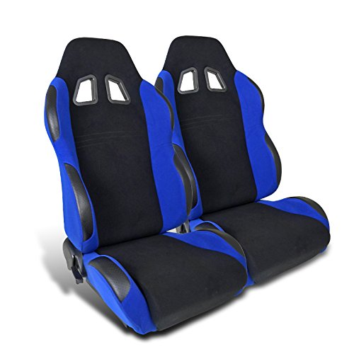 Scion Xb Racing Seats - Spec-D Tuning RS-504-2 Racing Seat