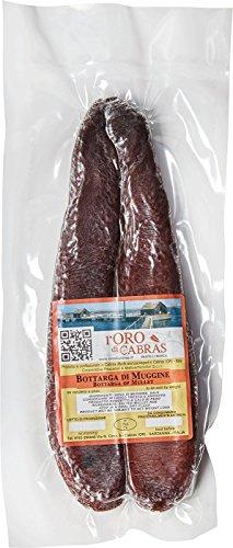 Bottarga Di Muggine (Grey Mullet Roe) - Whole - L'Oro di Cabras, Sardinia, Italy