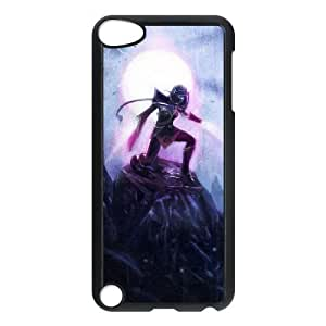 Protective TPU cover case Dota 2 iPod Touch 5 Case Black
