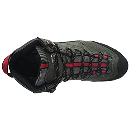 The North Face Men's Verbera Hiker GTX II High Rise Hiking Shoes, 12 UK 5