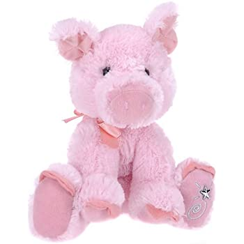 Russ Berrie Shining Stars Pink Pig