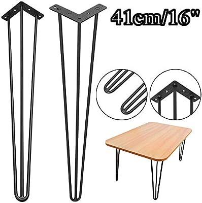 4 piezas patas de mesa de comedor accesorios para el hogar ...