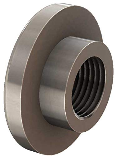 THREADED WELD WASHER 1//2-20 6 PACK