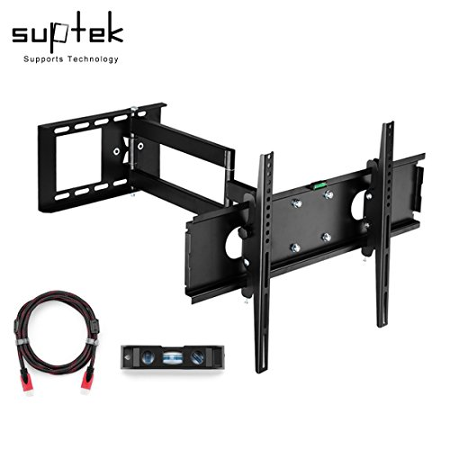 7.5' Center Panel (Suptek Articulating TV Wall Mount Bracket for 26