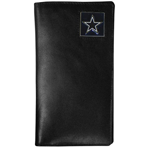 Dallas Cowboys Leather Wallet - NFL Dallas Cowboys Tall Leather Wallet