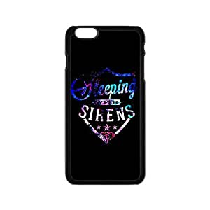 iPhone 6 Hard Case,SWS Sleeping with Sirens Snap-on Protective Hardshell Cover Case for iPhone 6 (4.7 inch)