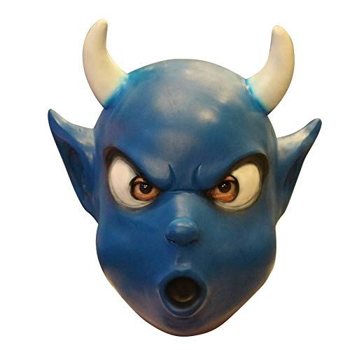 Culturemart Halloween Adult Animal Mask Full Face Scary
