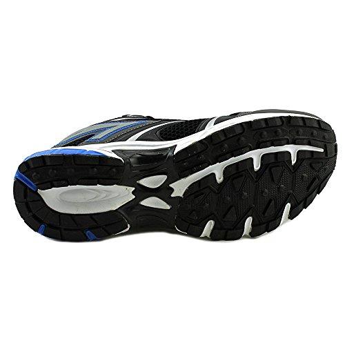 Chaussure De Course Haute Cheville Fantôme Hi-tec Homme Noir / Royal / Gris