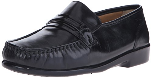 Nunn Bush Men's Bentley Loafer,Black,9 W by Nunn Bush
