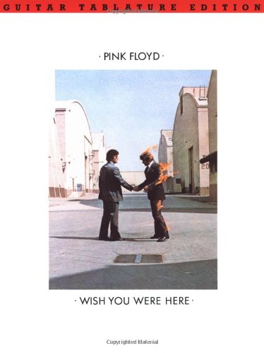 Amazon Pink Floyd Wish You Were Here Guitar Tablature Edition