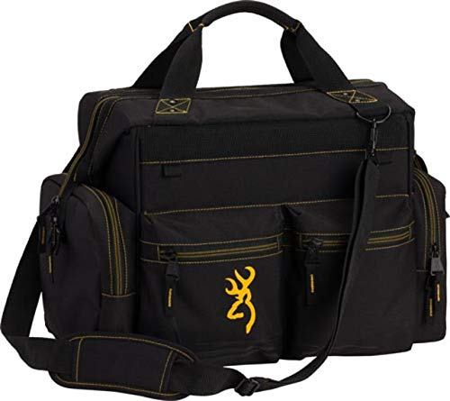 Browning Black and Gold Shooting Bag