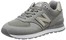 New Balance 574v2, Zapatillas para Mujer, Gris (Grey Grey), 36.5 EU