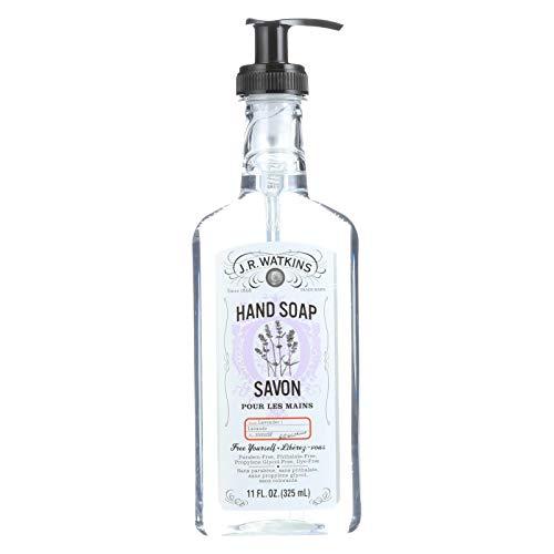 J.R. Watkins Liquid Hand Soap (Pack of 2) - Lavender - 11 Ounce