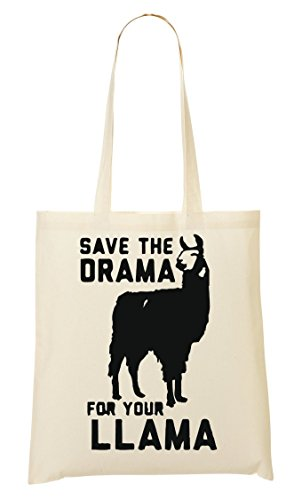 Your The Sac À Funny Save Provisions Fourre CP Tout Sac Drama Llama t47W6w