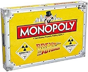 Winning Moves Back TO The Future Monopoly: Amazon.es: Juguetes y juegos