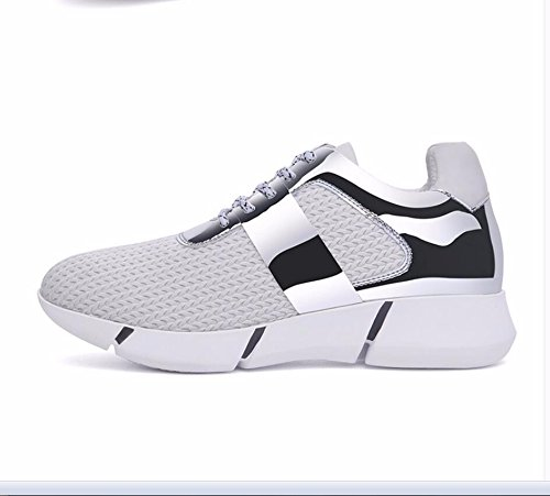Sports Flat Casual With KHSKX Bottom New Thirty Shoes Small Shoes Shoes Shoes nine White Student q5zqXwt