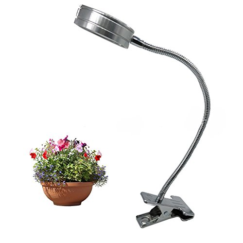 Led Grow Lamp, Windspeed Profession 7 LED Plant Light for...