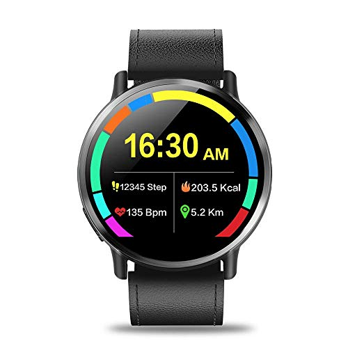 Ace-Pad Ewatch X 4G Smart Watch Android 7.1 Super Big 2.03'Pantalla 900Mah Batería con 8MP Cámara Sport Business Correa...