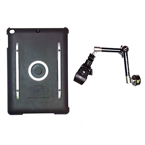 Flex Yoke/Universal Clamp iPad Mount Kit by MYGOFLIGHT - Mini 4 by MYGOFLIGHT