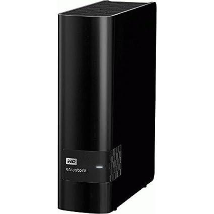 Western Digital 8TB EASYSTORE External HDD (WDBCKA0080HBK-NESN)