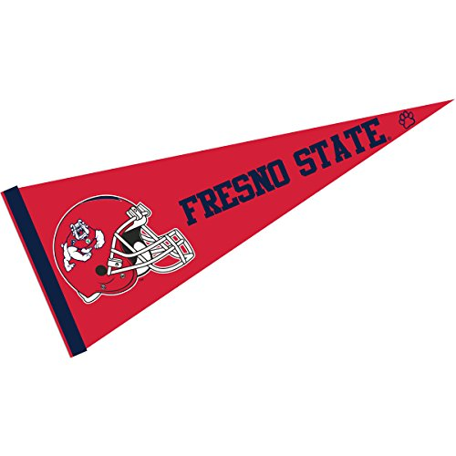 College Flags and Banners Co. FSU Bulldogs Football Helmet Pennant