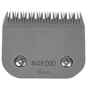 Size 000 Clipper Blade for Oster Classic 76