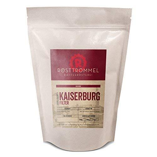 Coffee beans KAISERBURG - El tostador del año en Alemania - para cafetera automática, cafetera de filtro: Amazon.es: Alimentación y bebidas