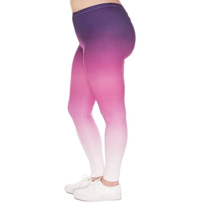 BIRAN Pantalones De Yoga Leggings De Moda Impreso Único ...