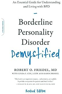 The Big Book on Borderline Personality Disorder (Bpd