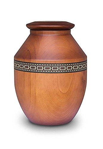 Cremazione ceneri urna scrigno – Taglia adulto – Superior spagnolo Monterey Pine