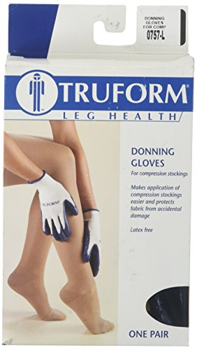 Truform Donning Gloves pair Large