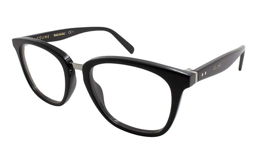 9eca1fa49dcb Celine Rx Eyeglasses Frames CL 41366 M23 51-19-145 Blue Made in Italy at  Amazon Men s Clothing store