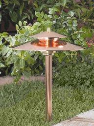 Vista Copper Path Lights - 8