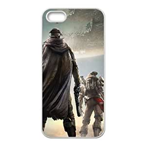 games Destiny Game iPhone 4 4s Cell Phone Case White Classical
