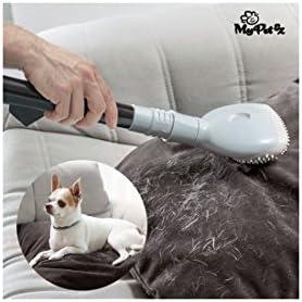 My Pet Ez IG113614 - Cepillo quitapelos para Aspirador, Color Gris ...